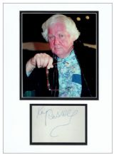 Ken Russell Autograph Signed Display